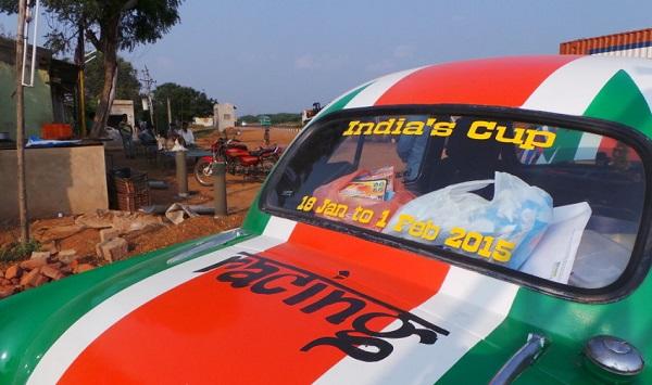 Customized Hindustan Ambassador trip in India