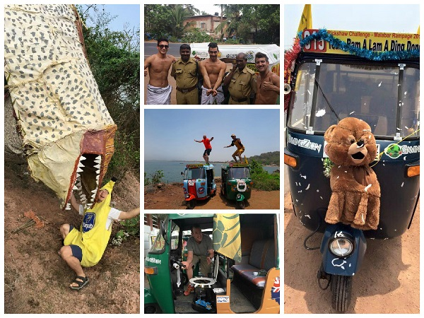 Fun Aadventure road trip in India