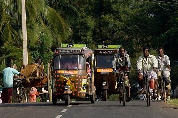 rickshaw challenge tamilnadu run