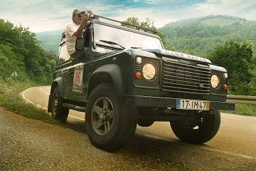 Caucasus mountains adventure rally extreme photo