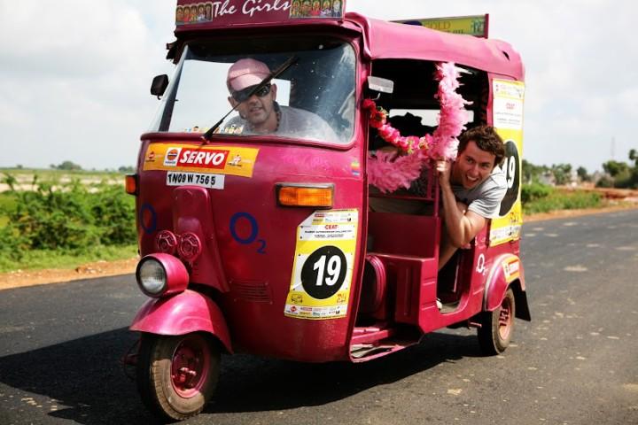 Rickshaw Challenge