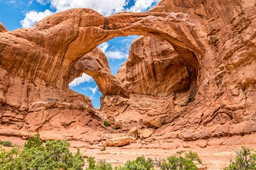 Travel Scientists Wild West Challenge Arches National Park Utah