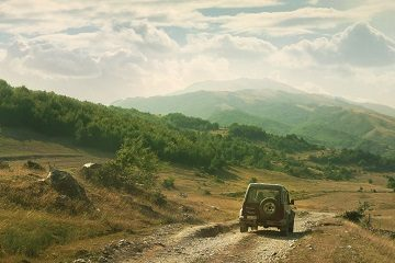 Caucasus tour adventure rally