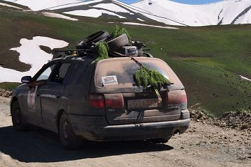 Silk Road adventure rally
