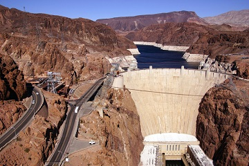 Travel Scientists Wild West Challenge Hoover Dam Nevada Arizona Colorado River