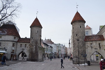 Estonia tourism Baltic Run winter adventure