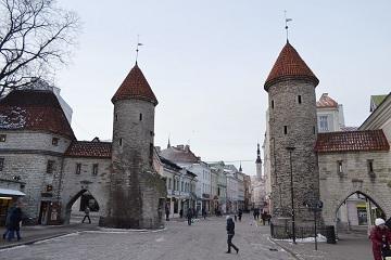 Estonia tourism Baltic Run winter adventure