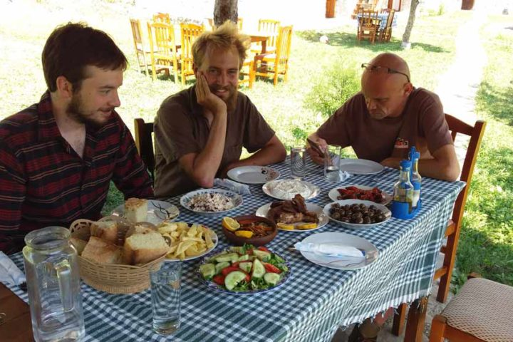 The Travel Scientists' Great Balkan Ride takes you around the Balkans. The rich foods of the Balkans won't leave you hungry.