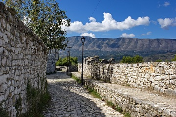 The Travel Scientists' Great Balkan Ride takes you around the Balkans. Berat is an UNESCO world heritage site, protected since 2008.