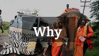 Rickshaw Challenge why