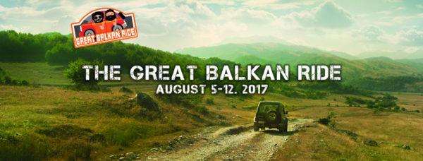 The Great Balkan Ride