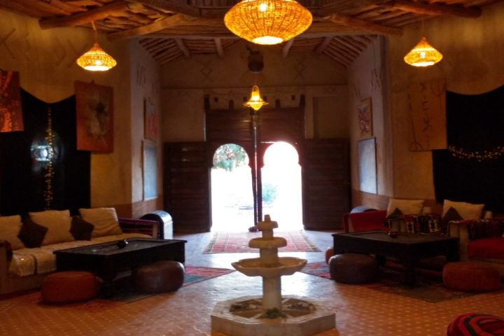 Relax in amazing Berber hotels and kasbahs!