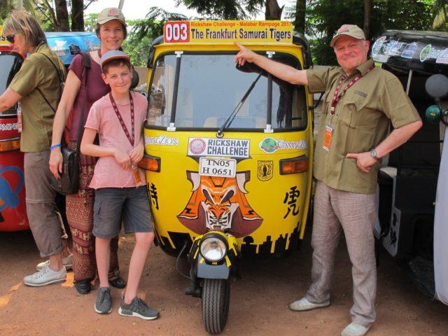 malabar rampage rickshaw challenge 2017