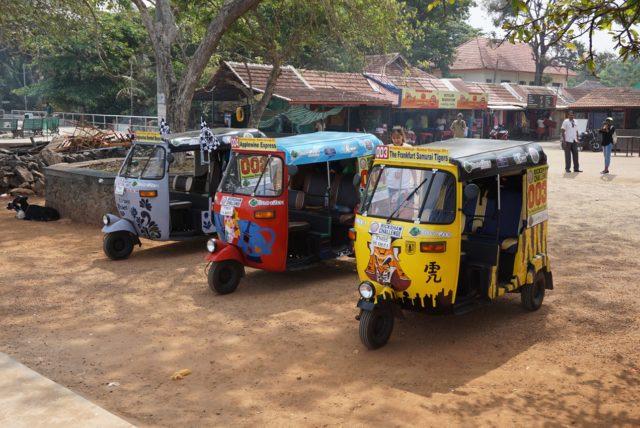 malabar rampage rickshaw challenge