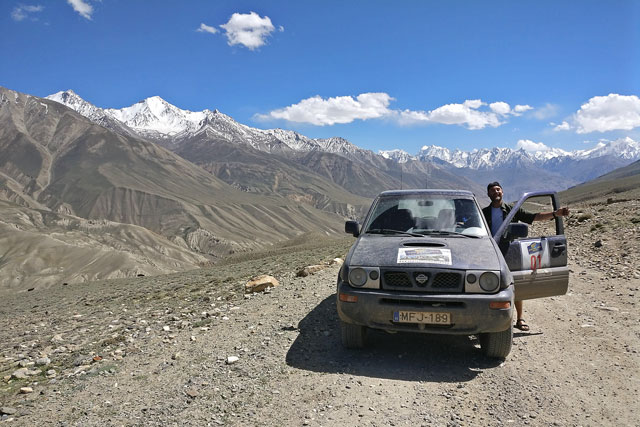 Central Asia ally Pamir Highway