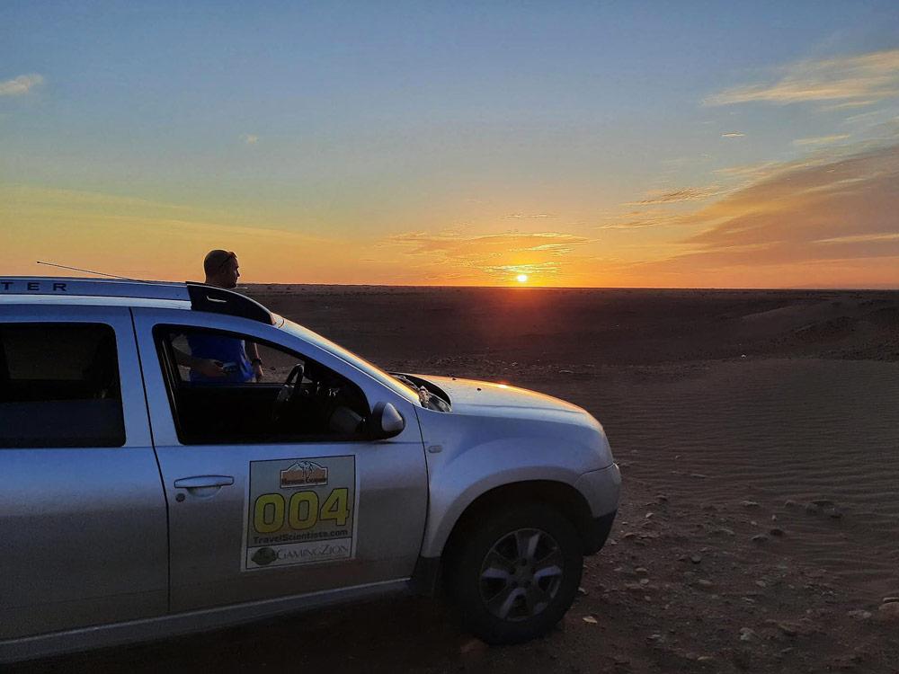 Desert drive Moroccan Esapade