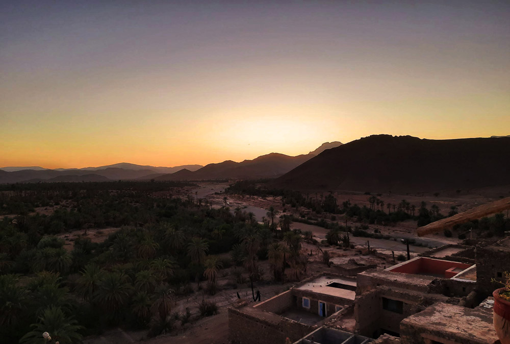 desert oasis Moroccan Escapade