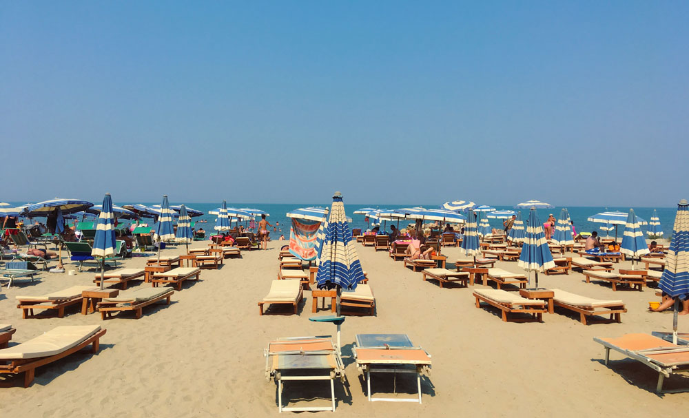 beach albania great balkan rinde