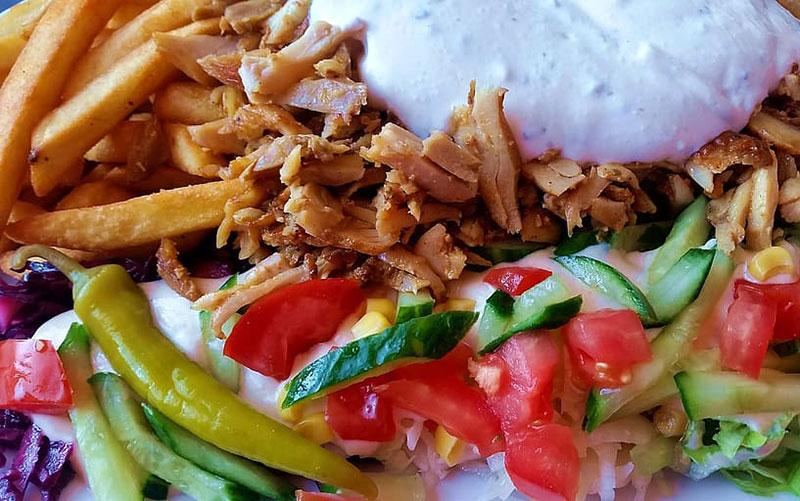 doner kebab caucasian challenge